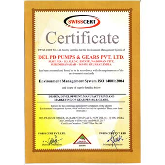 ISO EMS 14001-2004 (Actual Size)